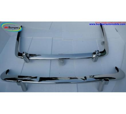 Jaguar XJ6 Series 2 bumper 1973-1979 by stainless steel