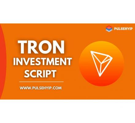 Crypto Investment Platform on Tron Blockchain Network - Pulsehyip