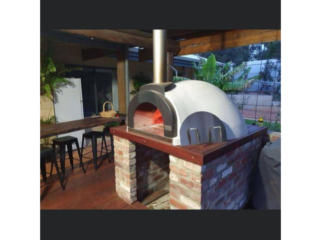 Best Outdoor Wood Fired Pizza Oven in 2021