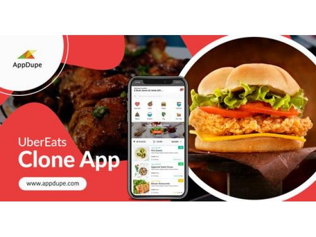 Start your online food delivery with UberEats clone