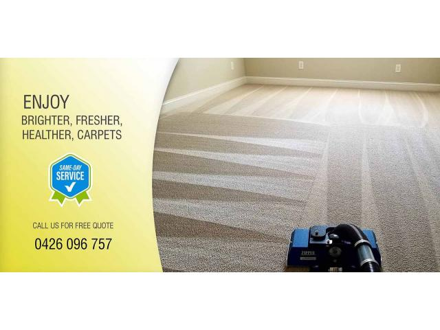 Best Carpet Steam Cleaning Service - Bradford