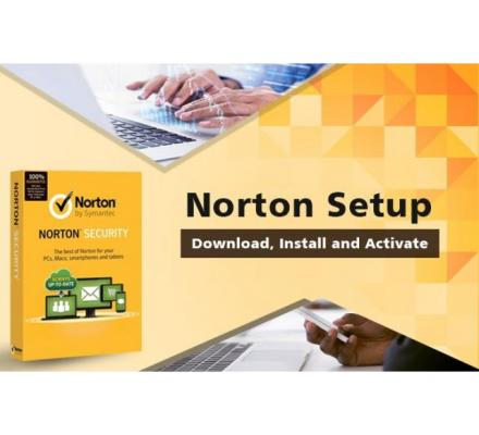 How to Download and Activate Norton Setup Security