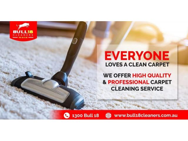 Professional Carpet Steam Cleaning in Lower Plenty, Melbourne