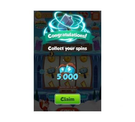 Coin Master Free Spins 2021