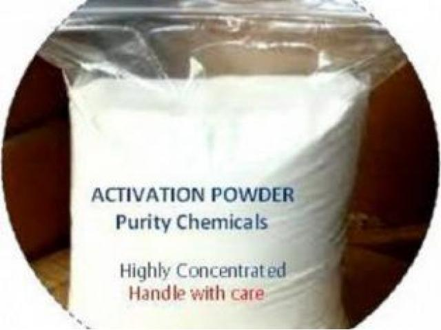 SELLING SSD CHEMICAL SOLUTION THAT CLEANS  BANK BLACK MONEY .