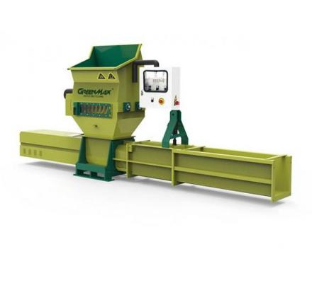 GREENMAX EPS Compactor Apolo C200 For Your Recycling Business