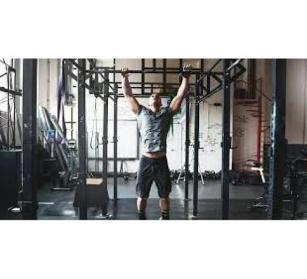 Bar Up | RAW Fitness Equipment