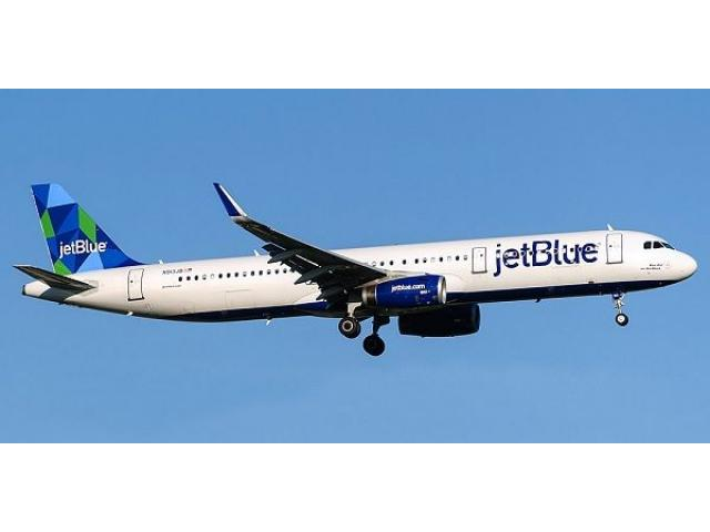 Get your flight tickets any spot in jetblue airlines offical site.