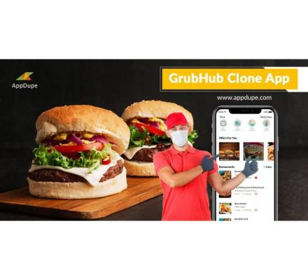 Develop A Spelndid Food Ordering App With Appdupe