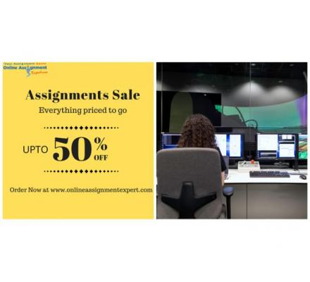 Assignment Help Adelaide Available at Huge Discounts