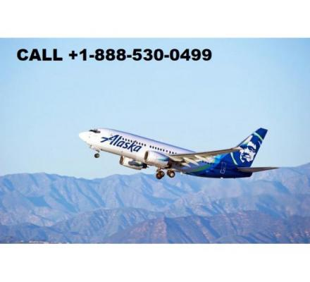 Alaska Airlines Manage Booking +1-888-530-0499
