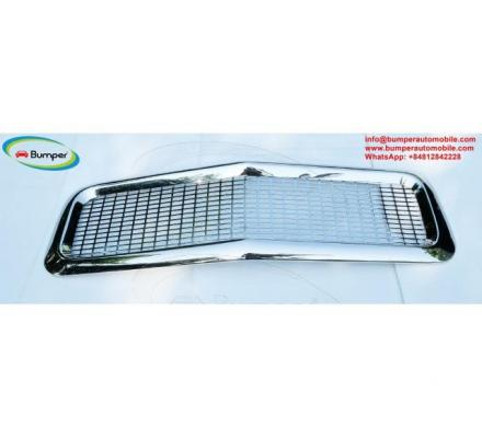 Volvo Pv 544/DuettFront Grill stainless steel