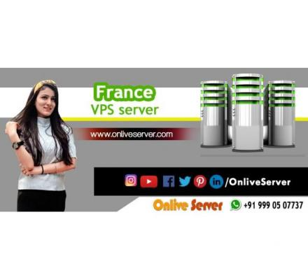 France VPS Server comes with Best Security and Stability