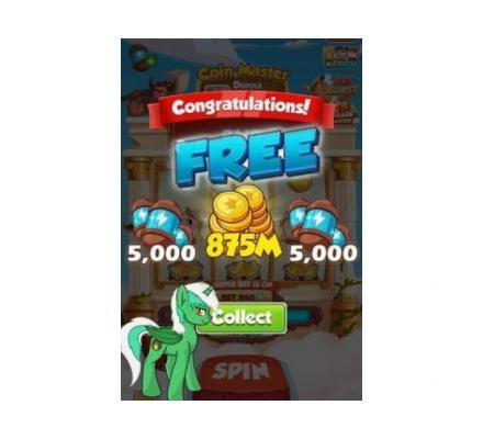 Coin Master Spin Link Today