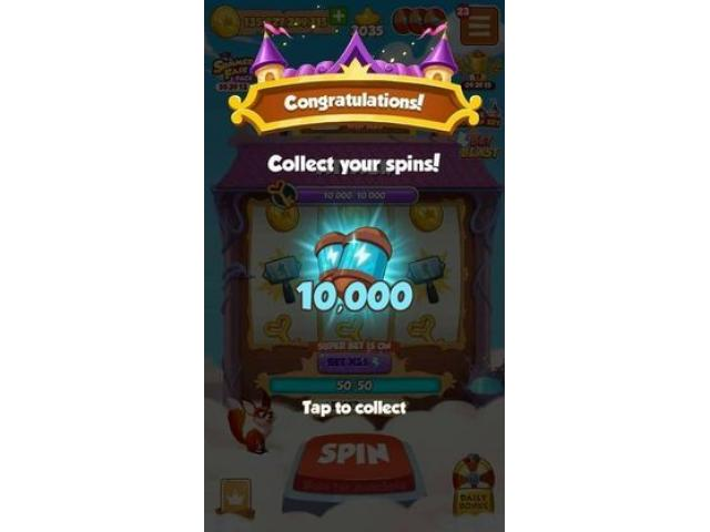 Coinmaster Free Spins And Coins
