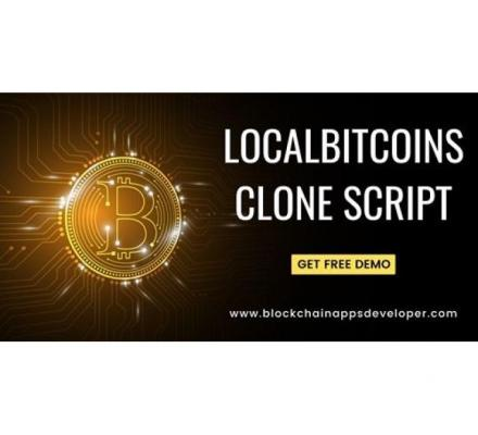 Local Bitcoin Clone Script