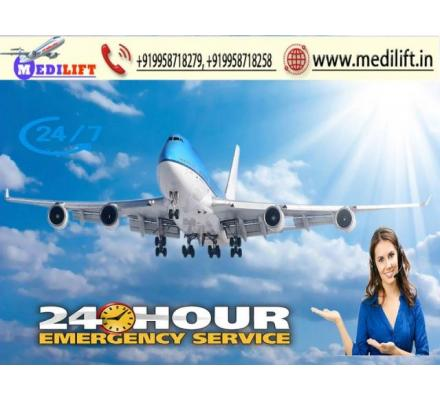 Select Classic Air Ambulance Service in Bangalore with all Crucial Medical Setup