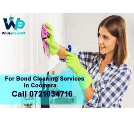 Bond Cleaning Services in Coomera