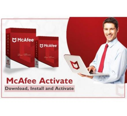 Mcafee.com/activate - Enter Email and Verify Product key