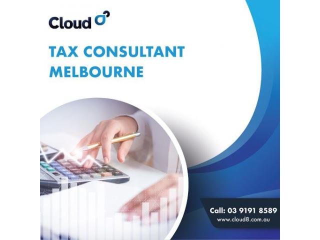 Reputed Tax Consultant In Melbourne