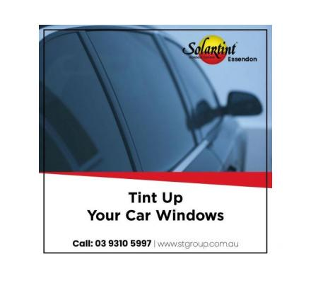 Book our auto window tinting services today