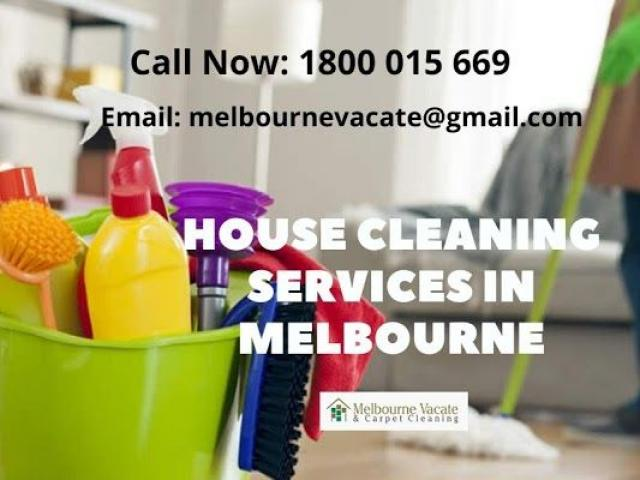 Hire professional services for house cleaning in Melbourne