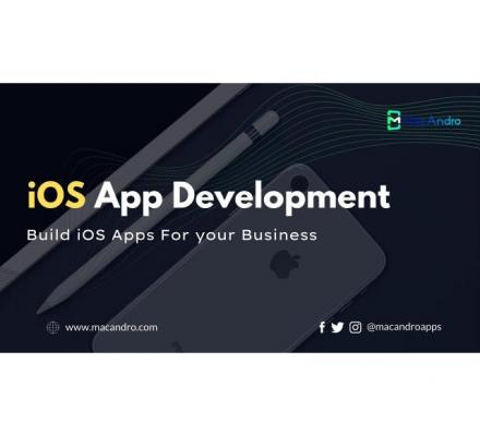 Top Notch iOS App Development Services & Solutions   MacAndro