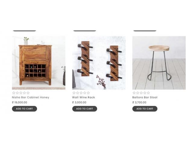 Visit thehomedekor - The Best Place to Buy Bar Furniture Online