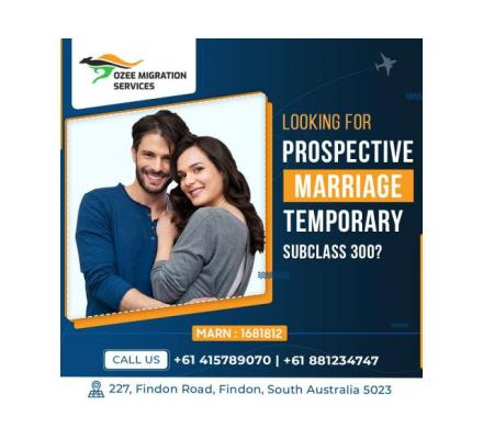 Marriage Visa (Subclass 300)