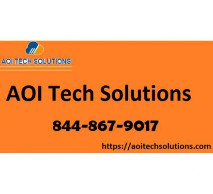 844-867-9017 - Best Internet Security - AOI Tech Solutions