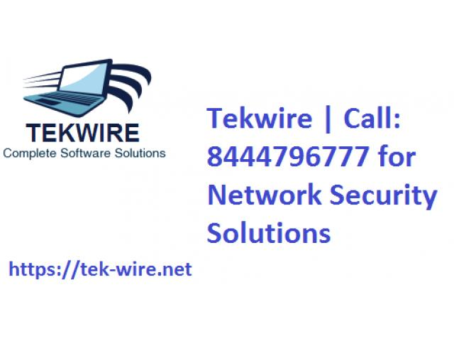 Tekwire | 844-479-6777 | Network Security Solutions