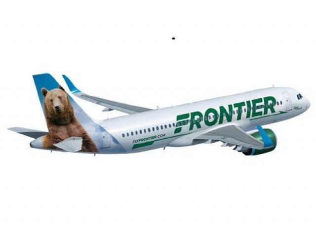 Book Your frontier Tickets From frontier airlines flights.
