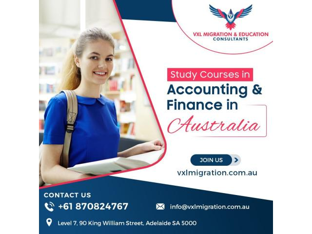 Study Courses in Accounting and Finance