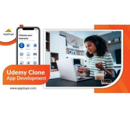 Udemy Clone -Developing an On-demand Sturdy E-learning app