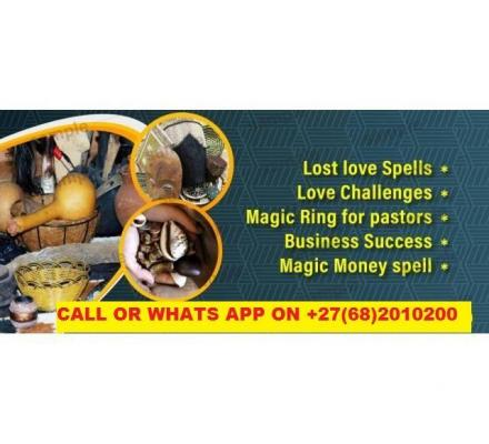 STRONGEST HERBALIST AND SPELL CASTER CONTACT US ON +27682010200 .