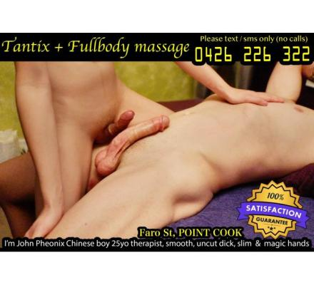 Gay Therapist ❤️FULL BODY MASSAGE for MALES ONLY ✅✅ 0426 226 322 Point Cook