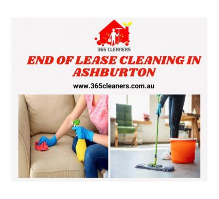 End of Lease Cleaning in Ashburton, Melbourne