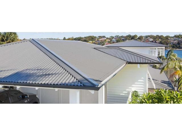 Enhance Your Property's Value with Corrugated Roofing Solutions