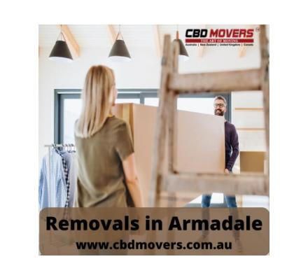 Hire Professional House Removals in Armadale, Melbourne