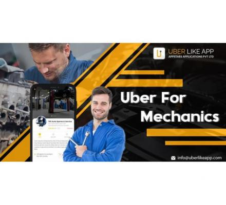 Storm into the unexplored market with an uber for mechanics app