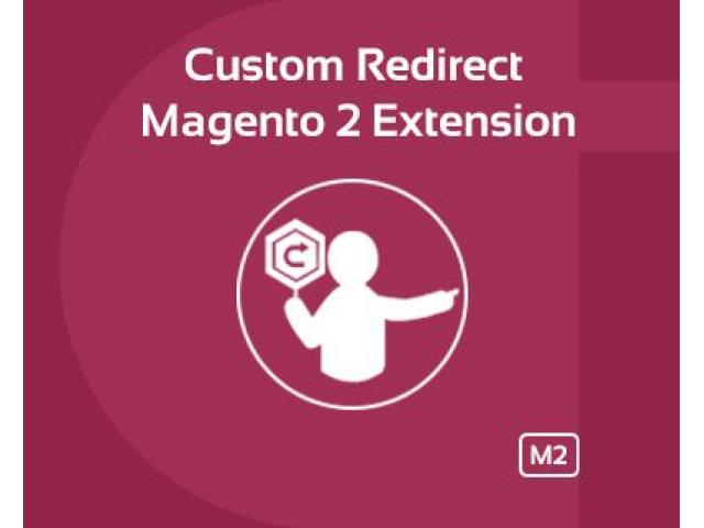 Custom Redirect Magento 2 Extension