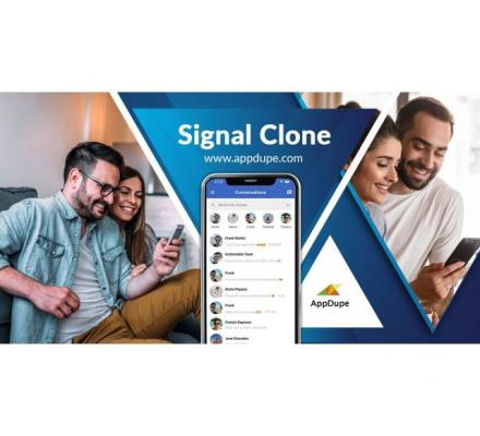 Launch your customized Signal clone app with real-time features