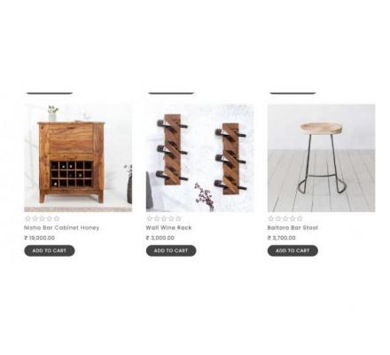 Bring Quality Bar Furniture Online from thehomedekor