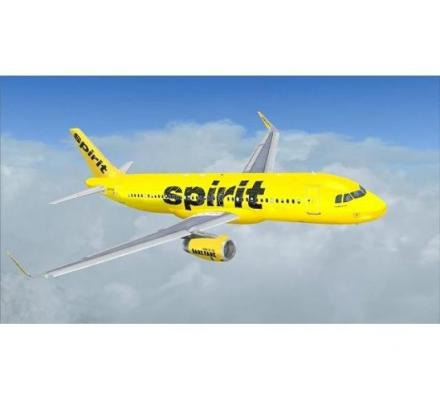 Spirit Airlines Flights Sale for the United States.