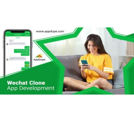 Develop a feature-loaded WeChat clone app