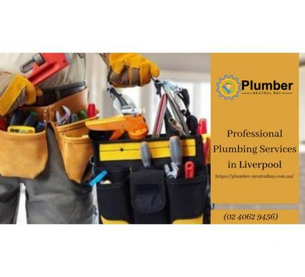 Local Plumbing Services in Liverpool