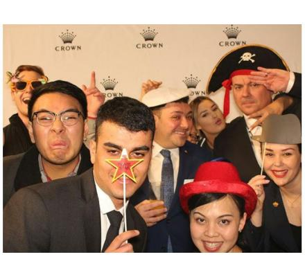 Hire Customised Photo Booths for Parties & Events in