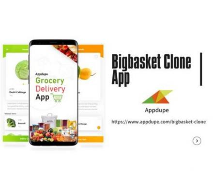 Buy the Latest Edition of our BigBasket Clone App