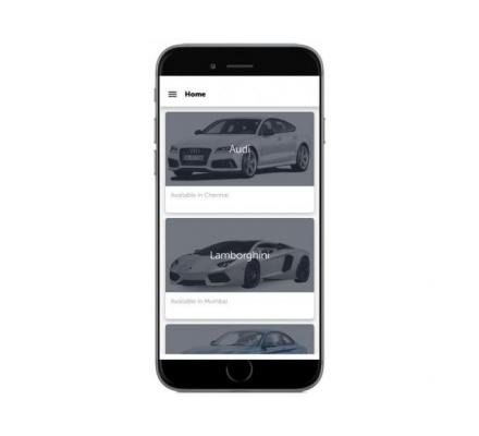 Setting up your car rental services business is now easy with our app solution