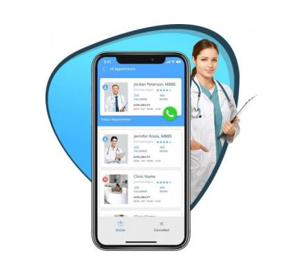 Be the cheerleader of your niche by developing an online healthcare platform